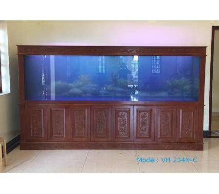 Bể cá rồng VH 234-C có chạm chân