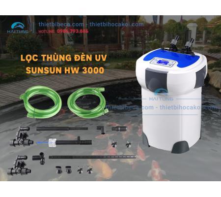 Lọc Thùng Có Đèn UV Sunsun HW 3000