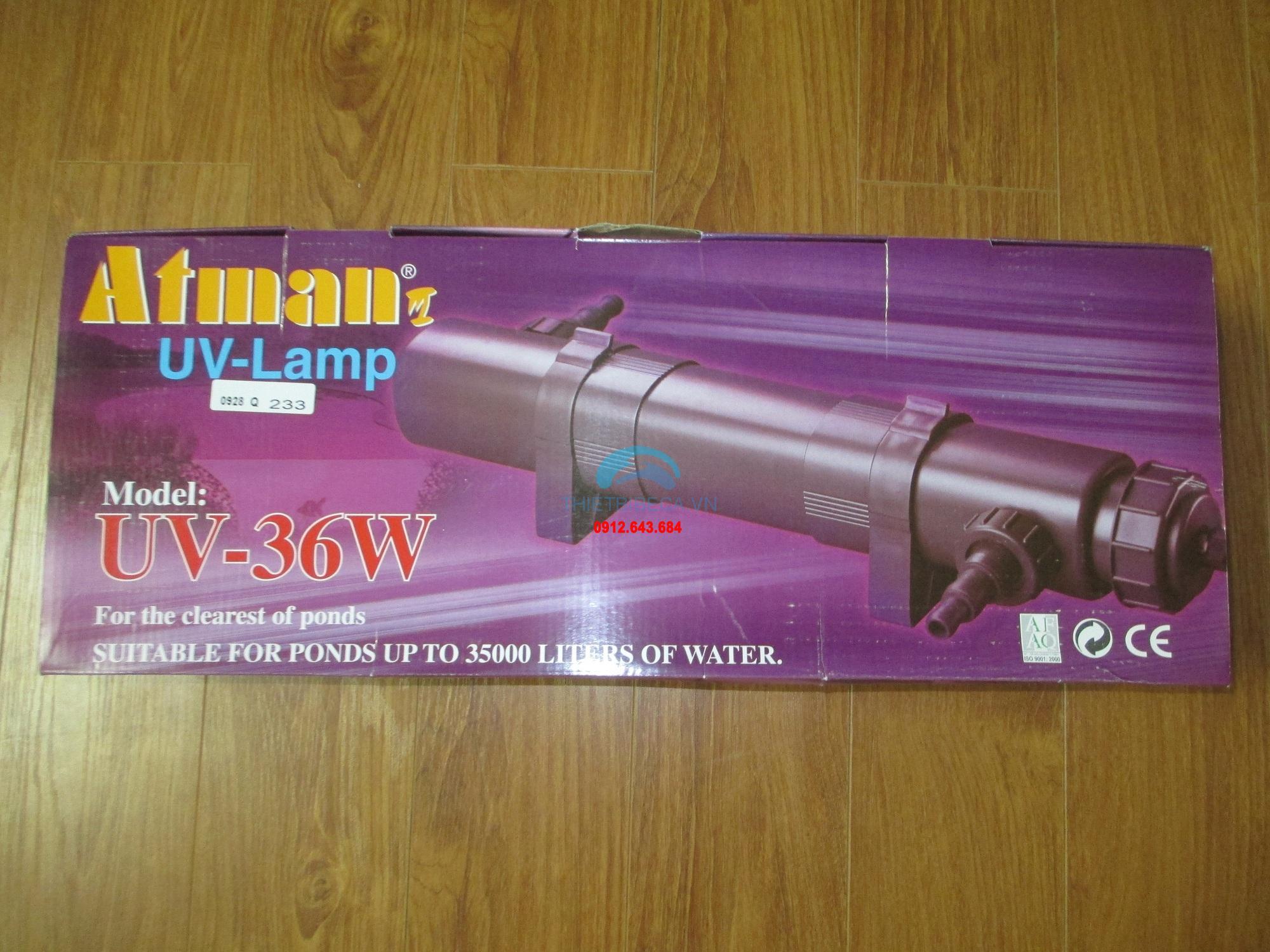 Đèn Atman UV 36W