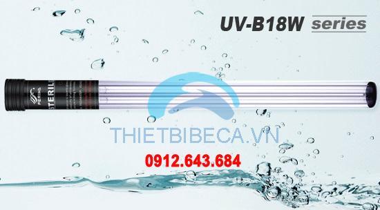 Đèn UV cho hồ koi Periha B18W