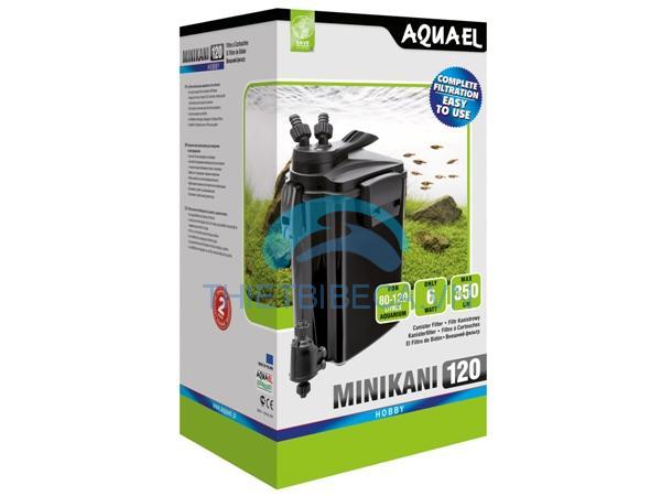 Lọc thùng Aquael Mini Kani Filter 120