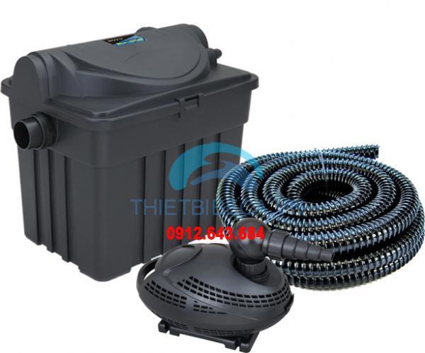 Lọc thùng Boyu YT6000 lưu lượng 1500l/h