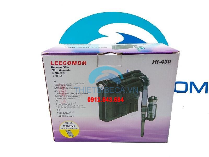 Máy lọc thác LEECOM HI430