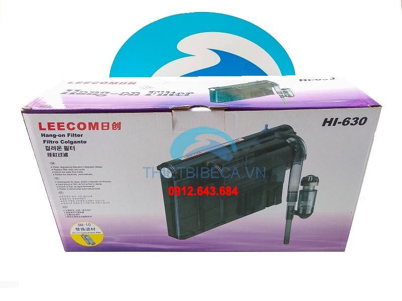 Máy lọc thác LEECOM HI630