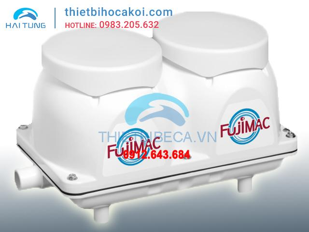 Máy Sục Khí hồ Koi Fujimac MAC-150R 100W