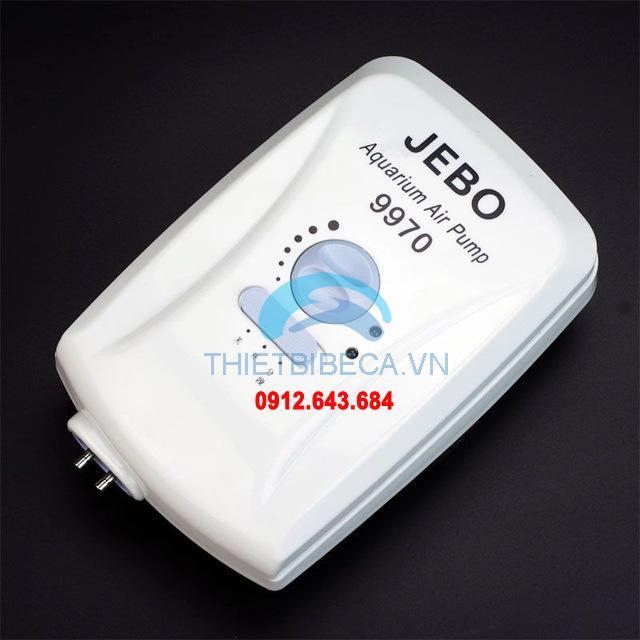 Máy sủi tích điện Jebo 9970
