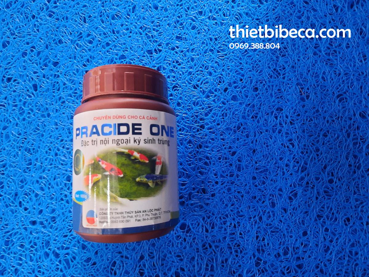 Parasite đặc trị nội ngoại ký sinh trùng cho cá koi - hộp 100gr