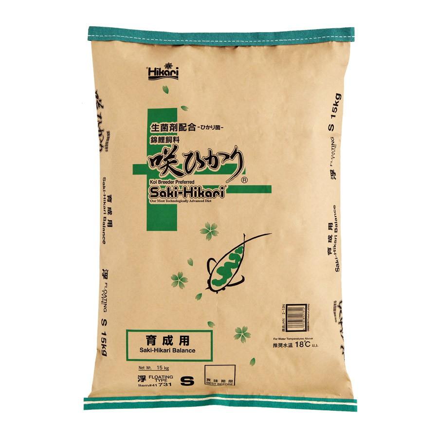 Thức ăn cá koi Saki - Hikari Balance bao 15kg