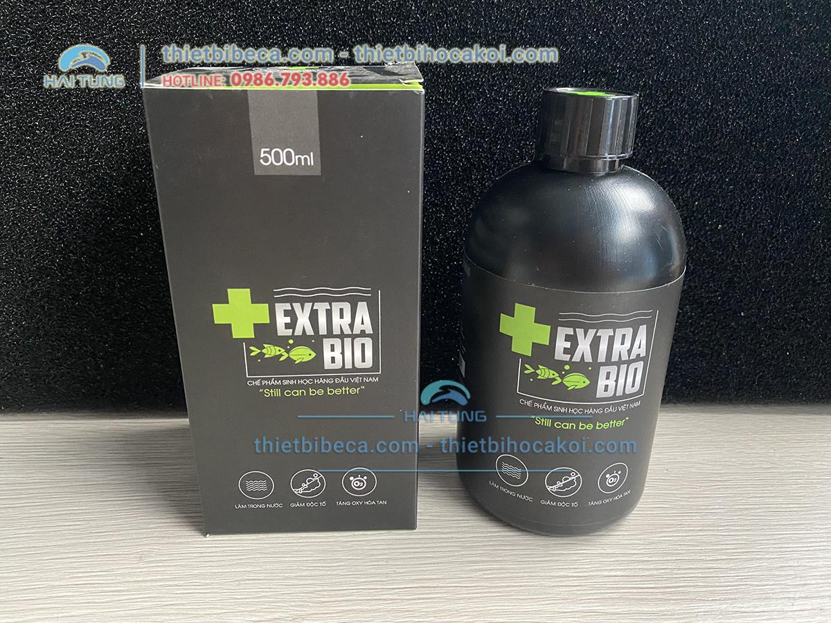 Vi Sinh Hồ Koi EXTRA BIO 500ml