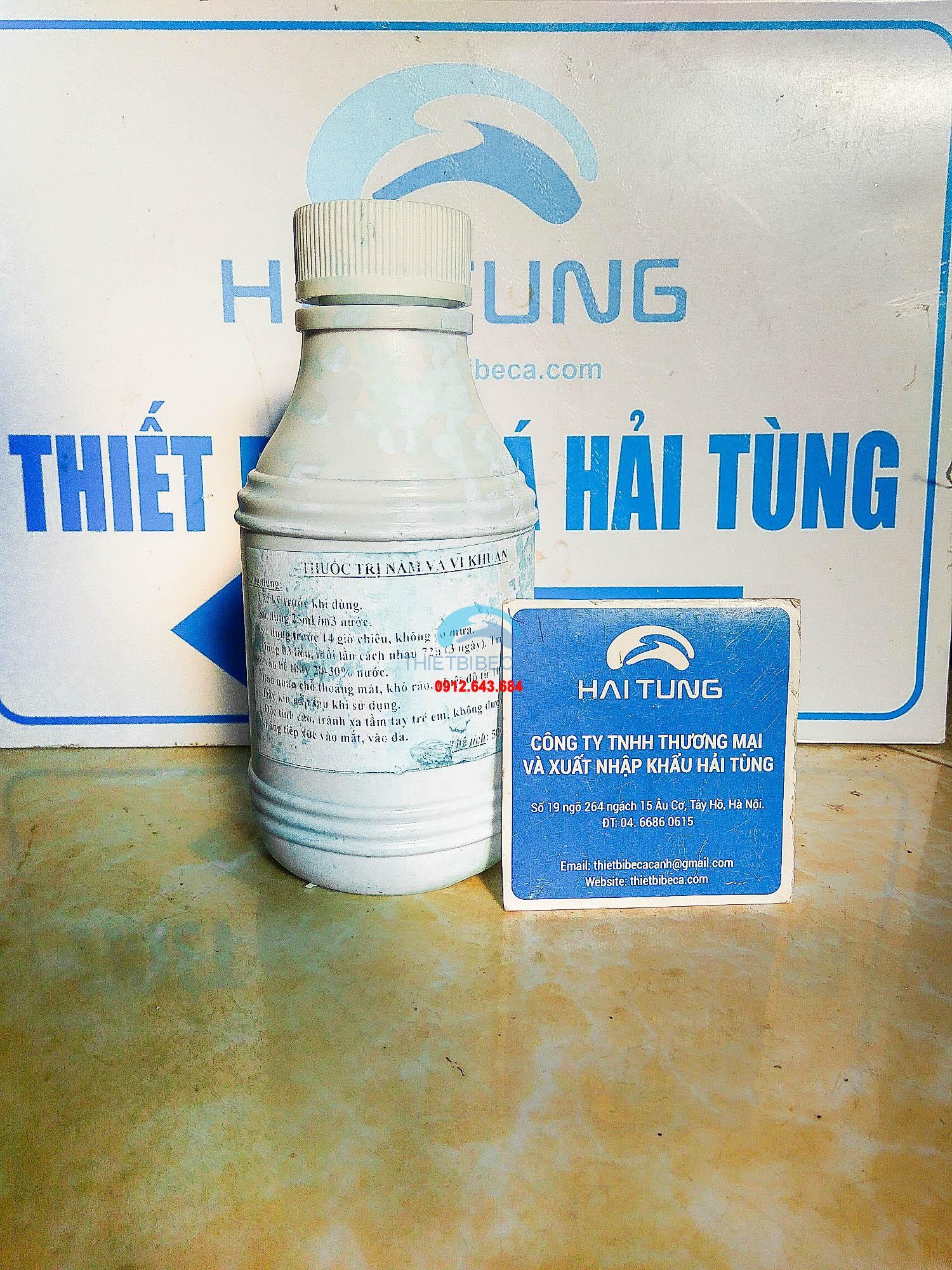 Bộ thuốc trị nấm và vi khuẩn Hải Thanh