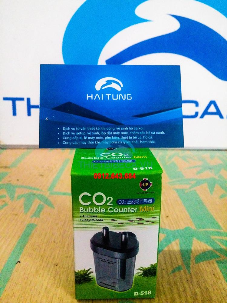 Đếm giọt CO2 UP AQUA
