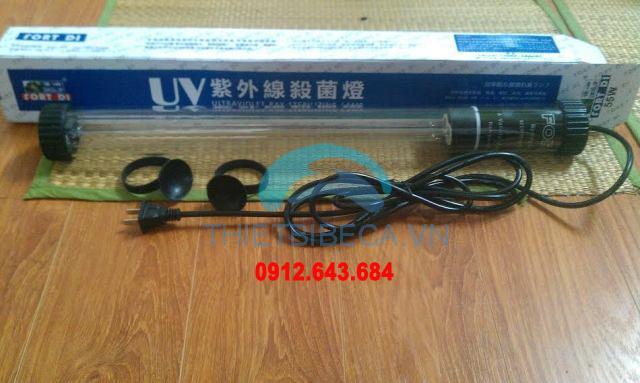 Đèn diệt khuẩn UV Fort DI 75w, dài 68cm