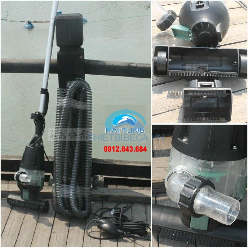 máy vệ sinh hồ Koi Jebao PC-3