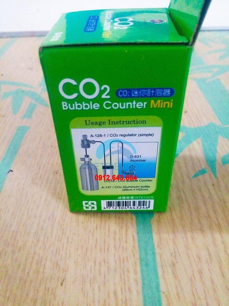 Đếm giọt CO2 UP AQUA