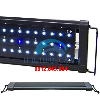 Đèn led dùng bể thủy sinh dài 60cm Beamwork v4 400