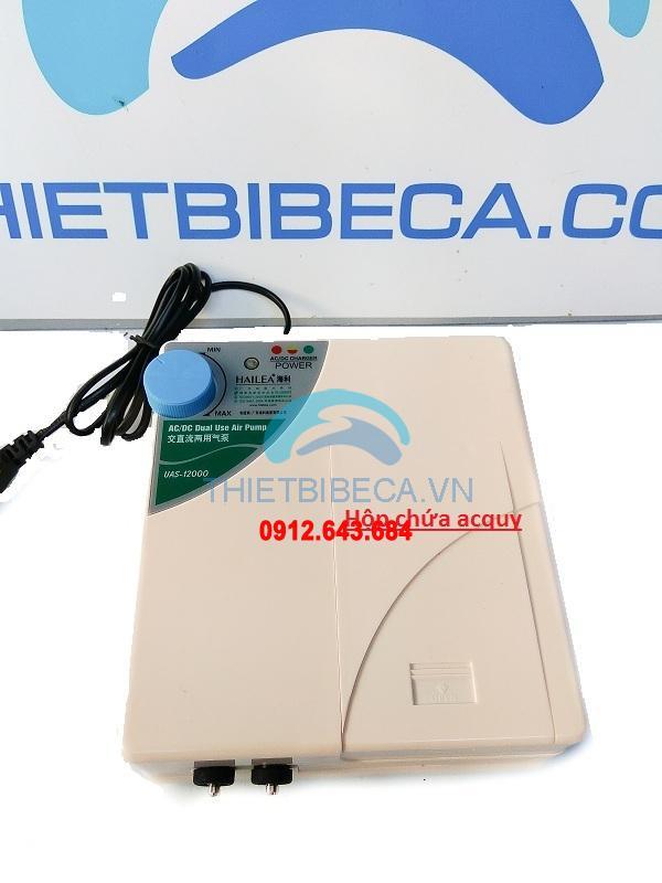 Máy Sủi Ắc quy - điện HaiLea UAS-12000