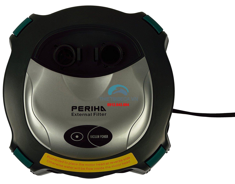 Lọc thùng có đèn uv Periha EC 15000U