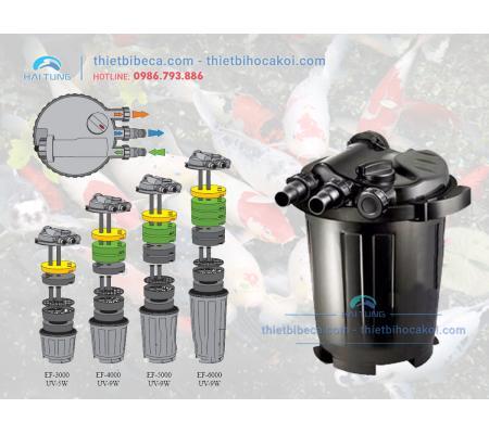 Thùng lọc đèn UV Atman EF 5000UV