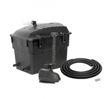 Bộ máy lọc thùng cho hồ cá koi 10m3 Aquael KlarJet 10000