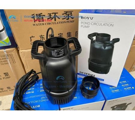 Bơm hồ koi Boyu SH 22000