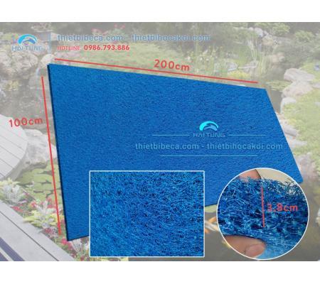 Bùi nhùi - Jmat Blue, tấm lọc hồ koi