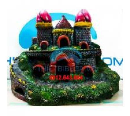 Lâu đài cổ tích 01