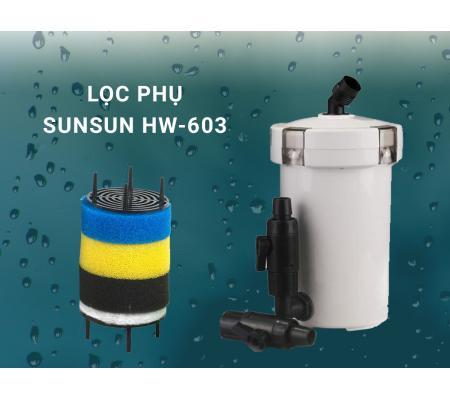 Lọc Phụ Bể Cá Sunsun HW 603