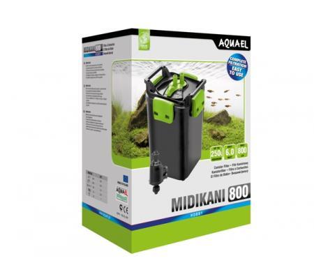 Lọc thùng Aquael Midi Kani Filter 800