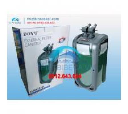 Lọc thùng BOYU DGN 520