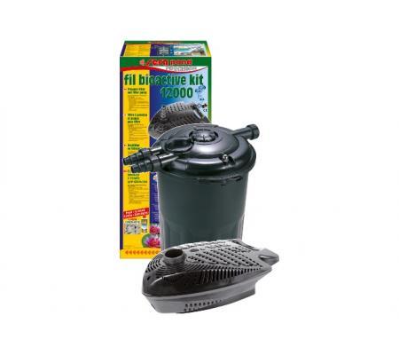 Lọc thùng hồ cá koi + bơm PP12000