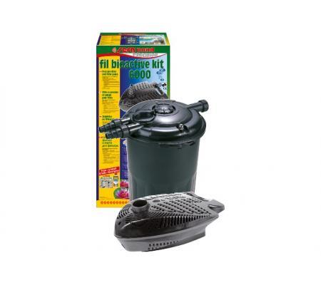 Lọc thùng hồ cá koi + PP6000