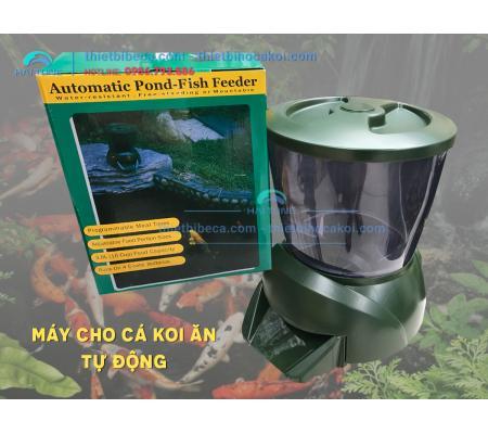 Máy Cho Cá Koi Ăn Tự Động APFF