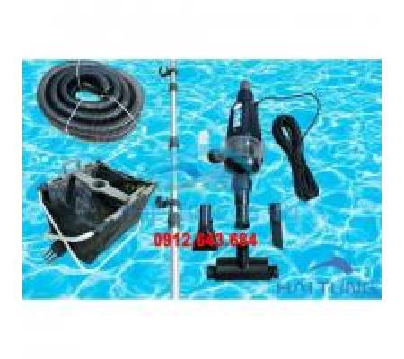 Máy vệ sinh hồ cá koi Hailea PC8000 tặng kèm sọt lọc