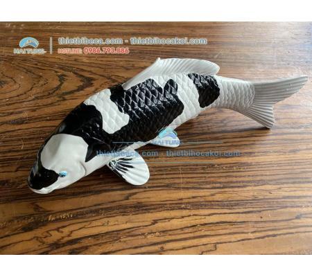 Mô hình cá Koi Shiro 40cm