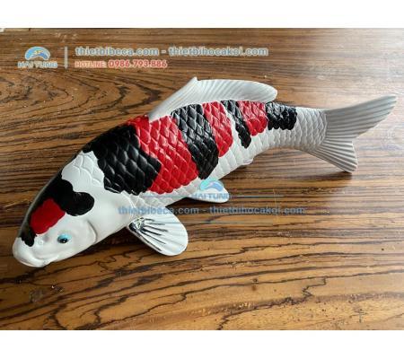 Mô hình cá Koi Showa 40cm