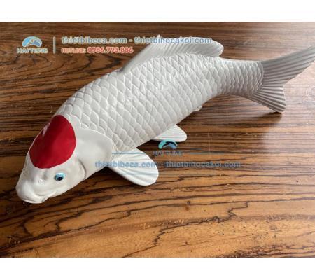 Mô hình cá Koi Tancho 40cm