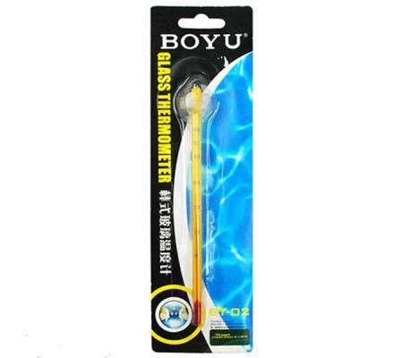Nhiệt kế thủy tinh BOYU BT-02