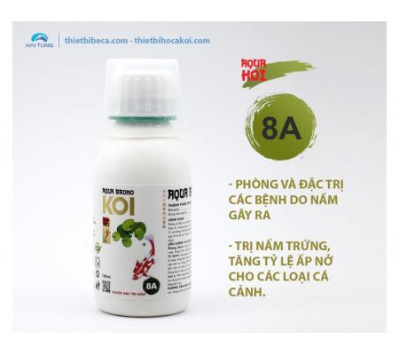 Số 8A Phòng và đặc trị nấm cá Koi AQUA BRONO (AquaKoi)
