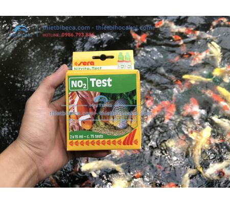 Test NO2 Sera - Kiểm tra NO2 hồ cá Koi