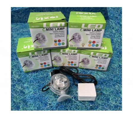 (Thanh Lý)Đèn LED mini cho bể kính
