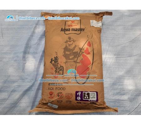 Thức ăn cá Koi Aquamaster Jumbo Hi Growth 15kg Siêu Tăng Trưởng