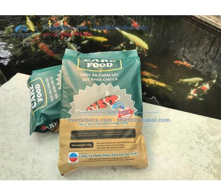 Thức Ăn Cá Koi tăng trưởng Care Food Growth Balance 5kg