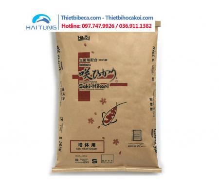 Thức Ăn Cá Koi Tăng Trưởng Hikari Growth 20kg chìm