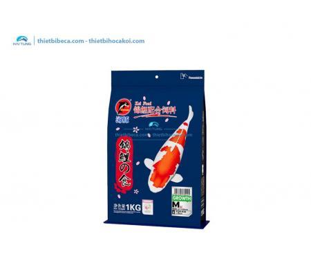 Thức ăn cá Koi tăng trưởng Porpoise Growth 1kg