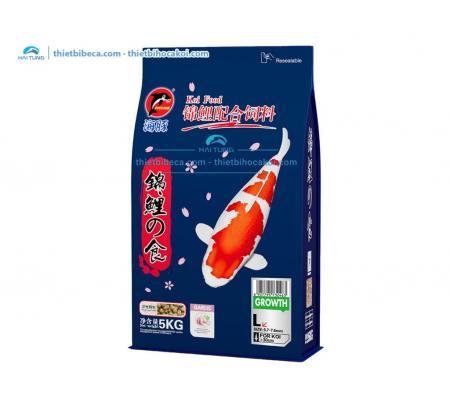 Thức ăn cá Koi tăng trưởng Porpoise Growth 5kg