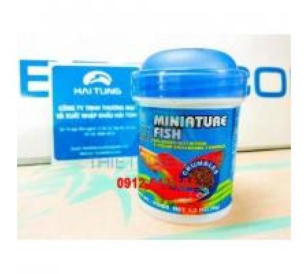 Thức ăn cá nhỏ Pro 's Choice Miniature Fish lọ 38g