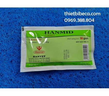 Thuốc sát khuẩn nước CloraminT