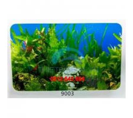 Tranh dán bể cá 9003