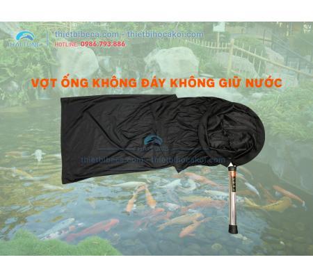 Vợt ống không đáy - Vợt bắt cá koi không giữ nước