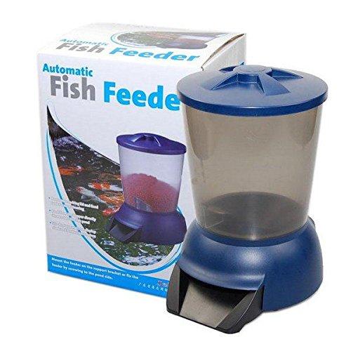 Hướng dẫn cài đặt giờ cho Máy cho cá koi ăn tự động JEBAO